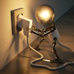 法人で使用する電力はオークションで購入